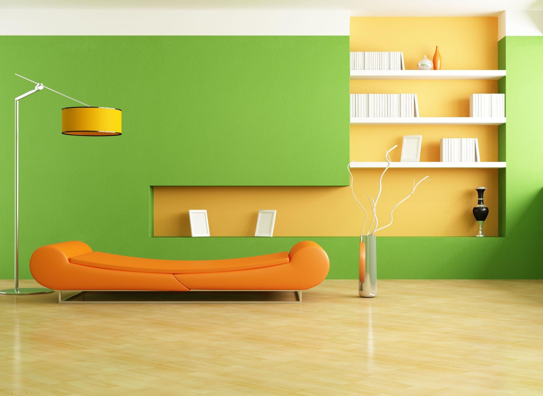 440+ Gambar Rumah Dengan Cat Warna Hijau Gratis Terbaik