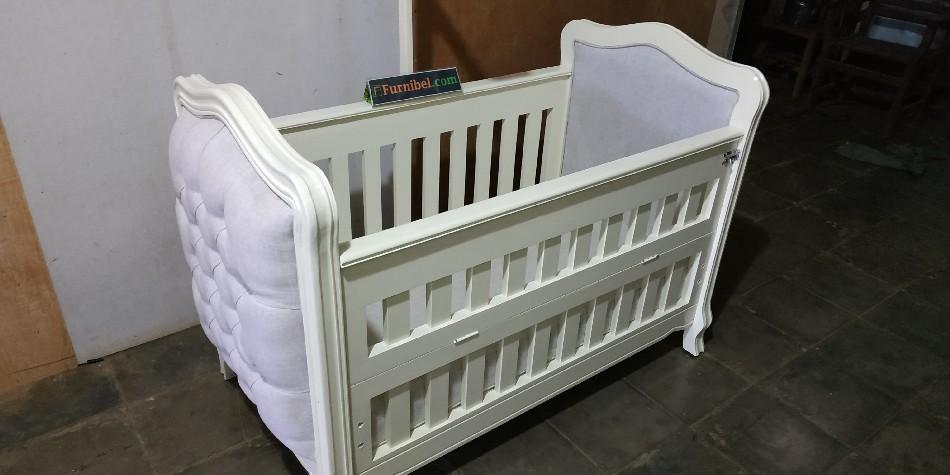 Box Tempat Tidur Bayi Multifungsi Buka Tutup