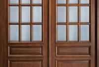 Pintu Minimalis Kayu Jati Diskon Promo Murah