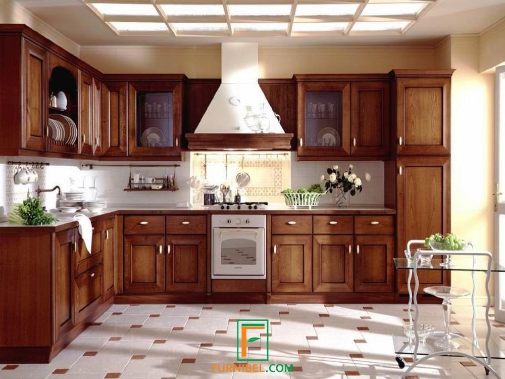 Kitchen Set Minimalis Custom Menyesuaikan Ruangan
